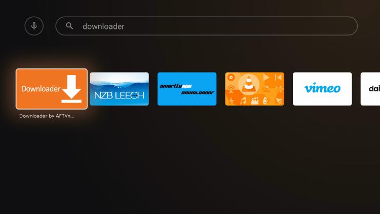 Select Downloader by AFTVnews.