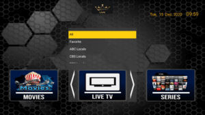 dynasty tv iptv menu