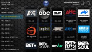 polar media iptv channels