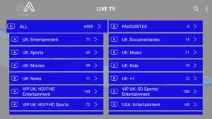sportz tv channels