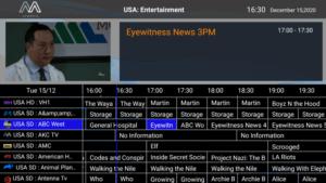 sportz tv epg
