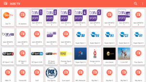 aos tv channels