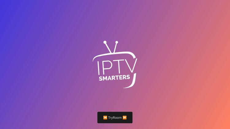 Launch IPTV Smarters.