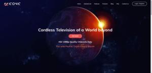 iconic streams website