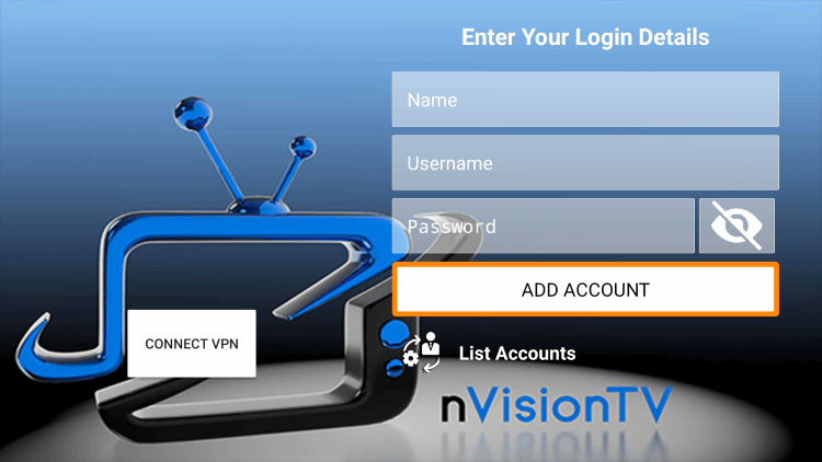 nvision tv iptv service