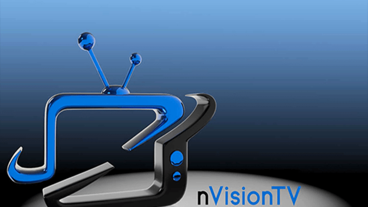 Launch Nvision TV IPTV.