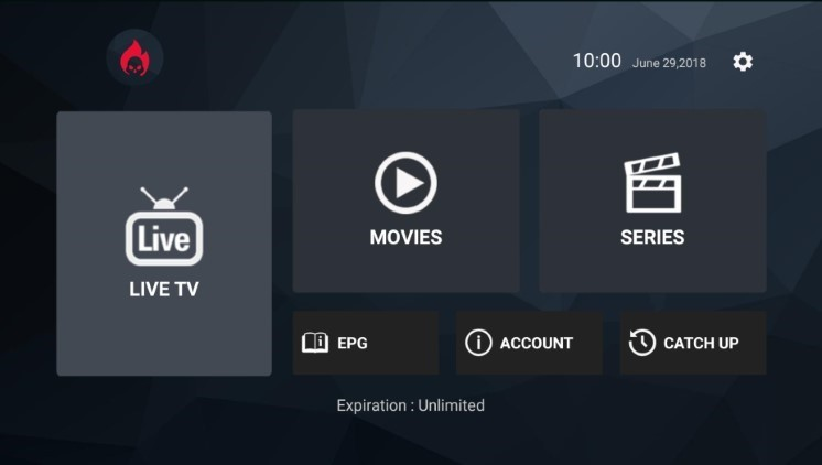 That's it! You have installed Dark Media IPTV on your streaming device.