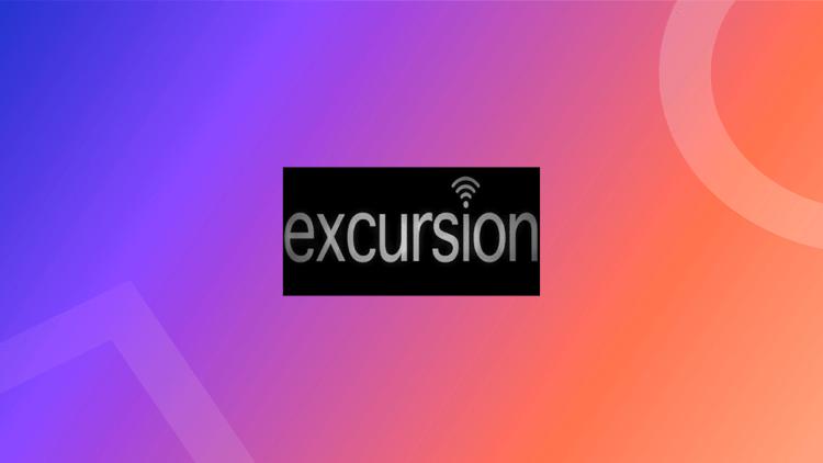 Launch the Excursion TV app.