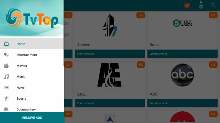 iptv apps tvtap pro