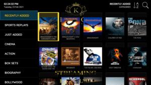 kingsmedia iptv vod