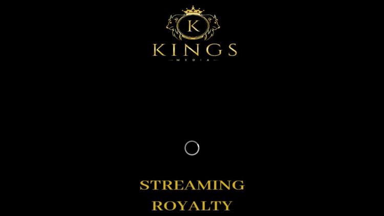 Launch KingsMedia IPTV.