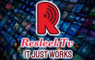 resleek tv iptv