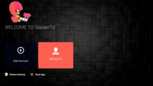 slacker tv iptv service
