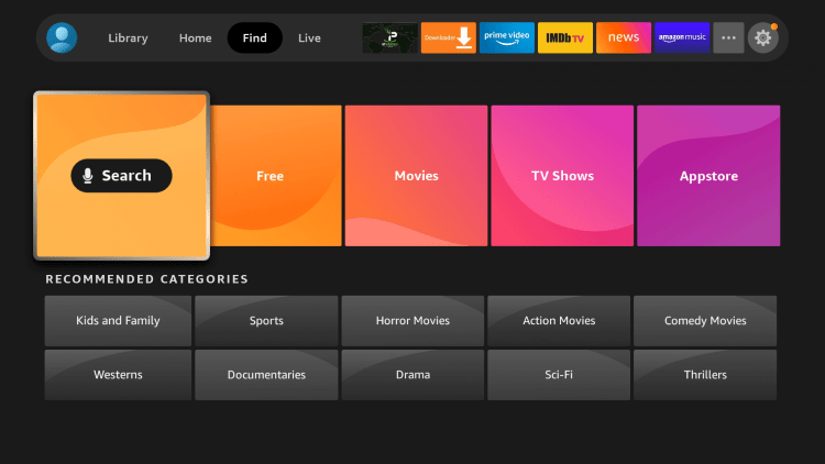 Below you will find instructions for watching the USTV247 streaming site on the Amazon Fire TV Stick Lite. These same steps will work on any Fire TV device.