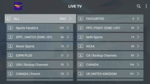 juice tv channels