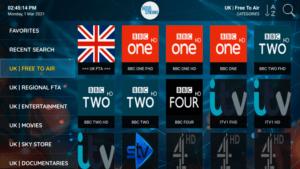 nova iptv channels