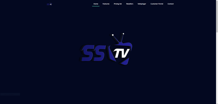 Prior to using the SSTV IPTV service, you will need to register for an account on their official website.