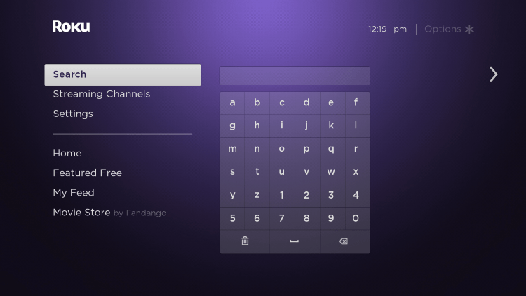 Follow the short guide below for installing the XUMO APK on any Roku device.