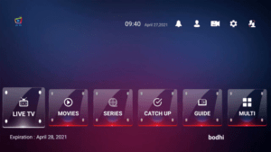 bp tv iptv