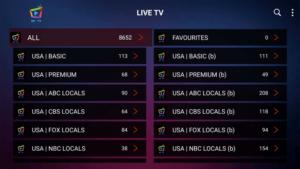 bp tv iptv channels