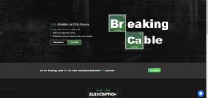 breaking cable website