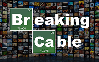 breaking cable