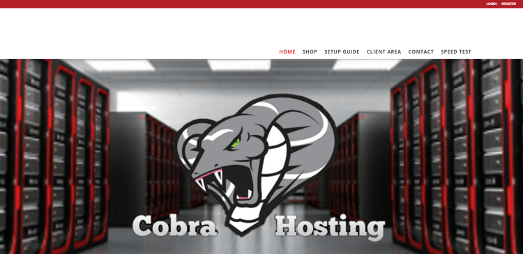 Prior to using the Cobra IPTV service, you will need to register for an account on their official website.