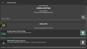 cobra iptv filelinked