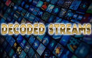 decoded streams
