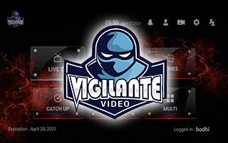 vigilante solutions iptv