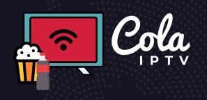 cola iptv service