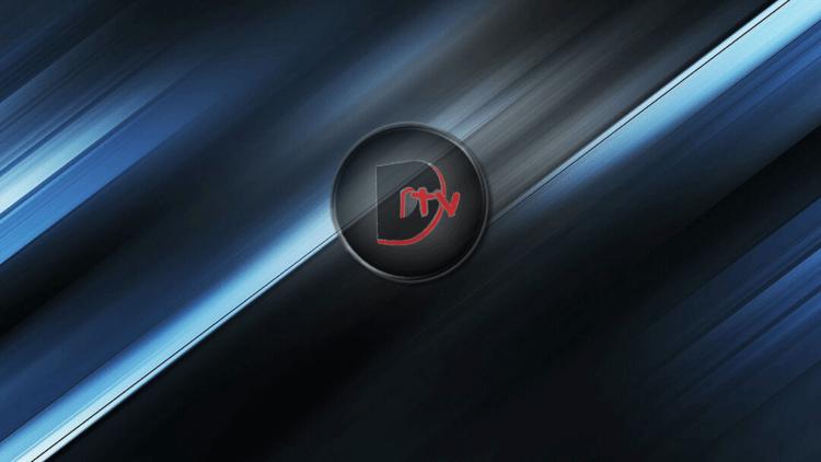 Launch the Dexter IPTV app.