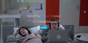 eternal tv website