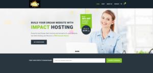 impact hosting iptv website