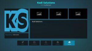 ks hosting kodi solutions