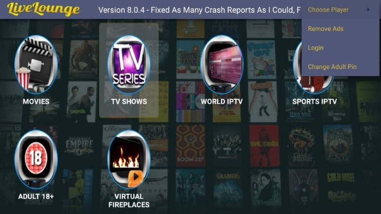 Live Lounge APK offers hundreds of live channels that are 100% free to stream on any device.