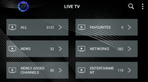 nitro tv channels