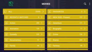 reactive iptv movies