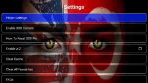 uk turks settings