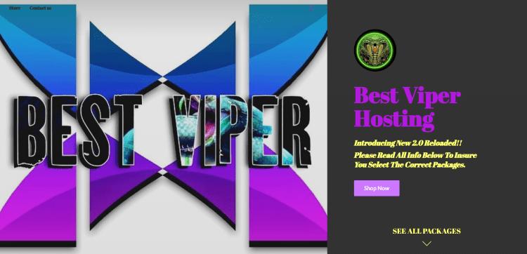 viper iptv website