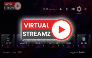 virtual streamz iptv
