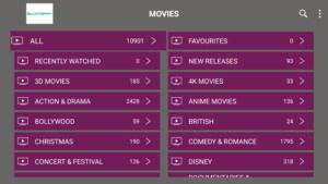 best usa iptv movies