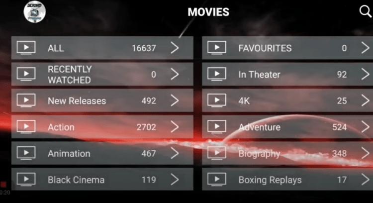 beyond streamz iptv movies