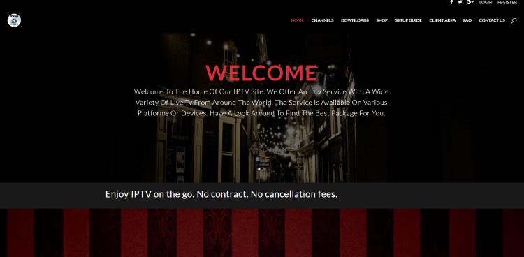 beyond streamz iptv website