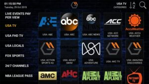 game master iptv channels