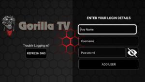 gorilla tv iptv