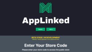 applinked website