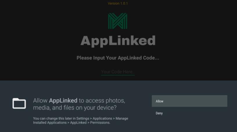 applinked app
