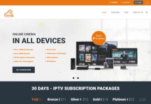 bunny streams iptv website