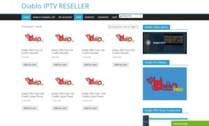 diablo iptv website